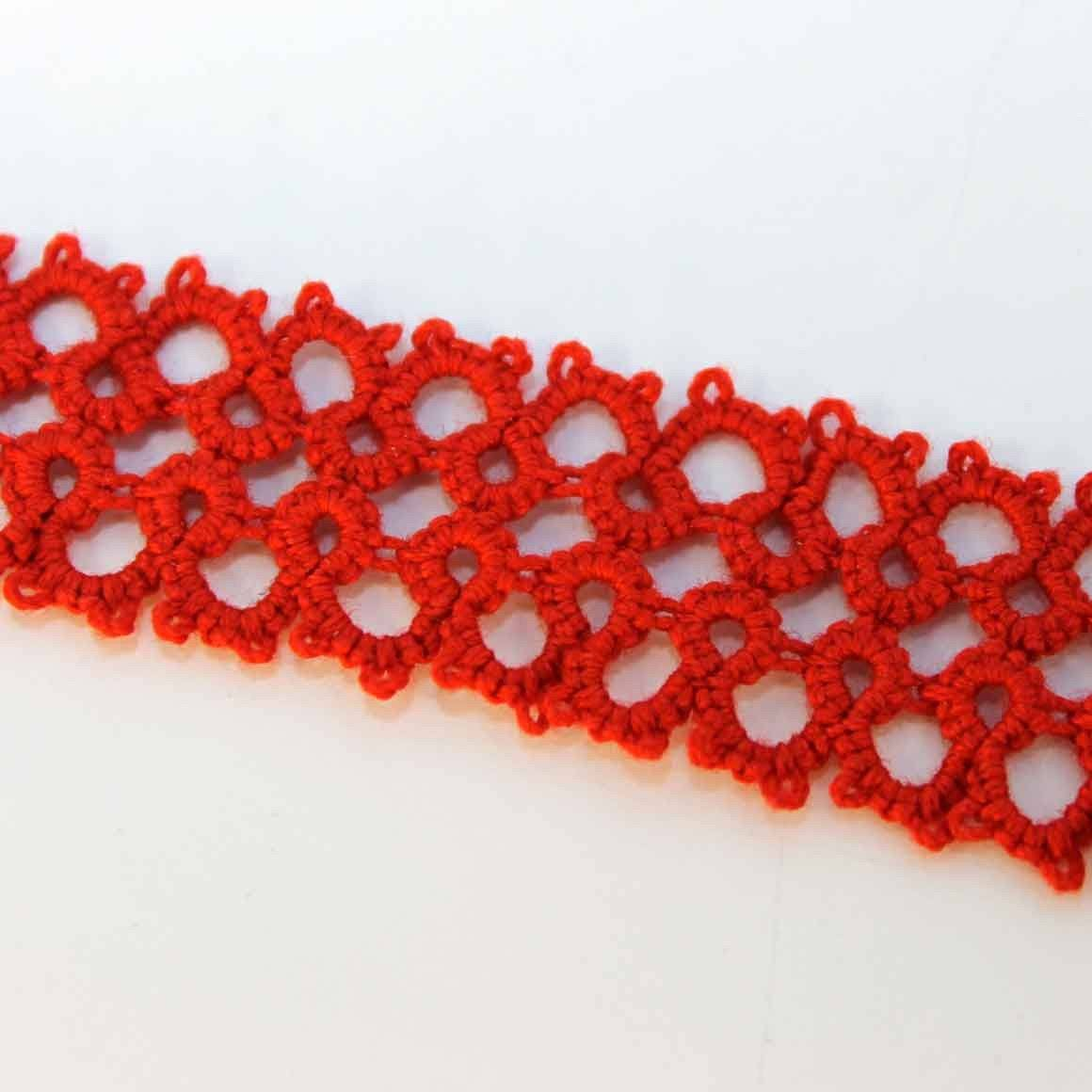 Fair Trade Ethical Tatted Headband School Design Accessories Uplift Fair Trade Red