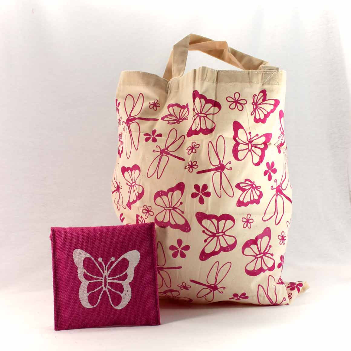 Fair Trade Eco Shopping Bag