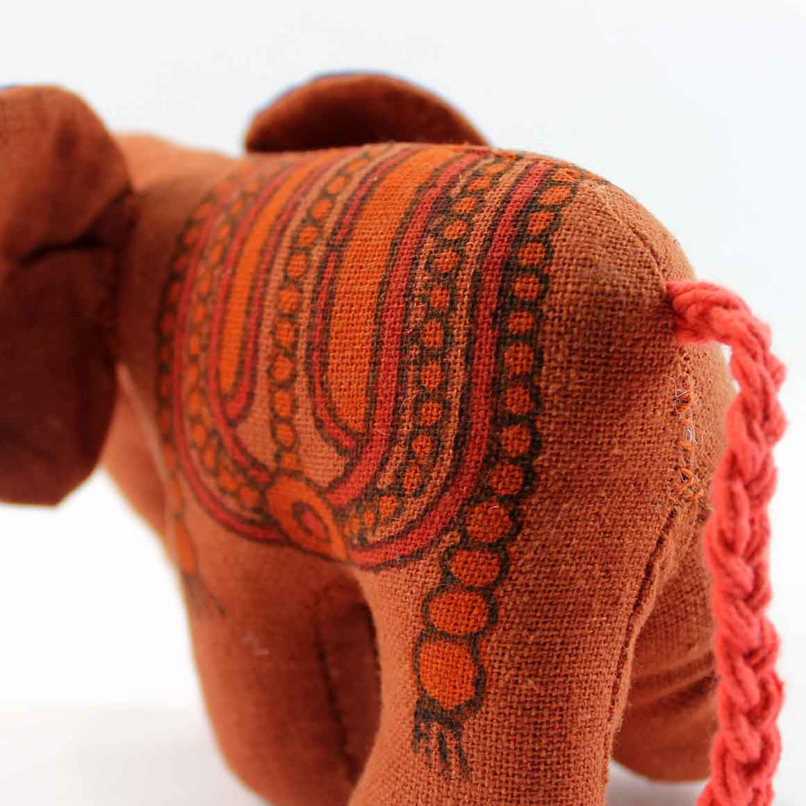 Fair Trade Children's Toy Elephant
