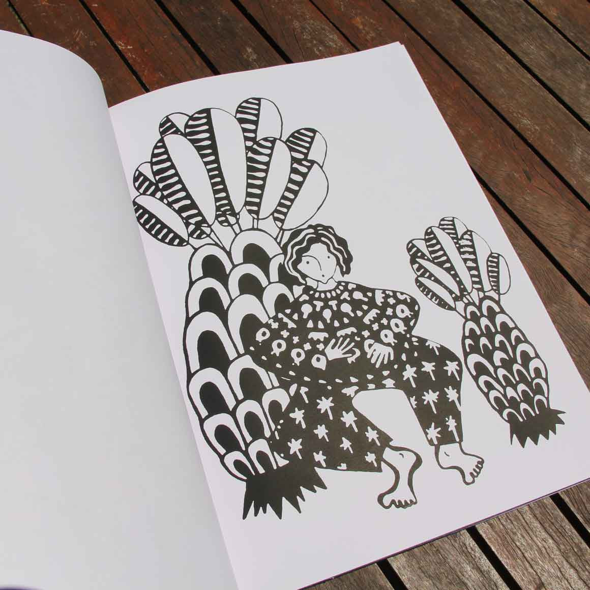 Fair Trade Colouring Book