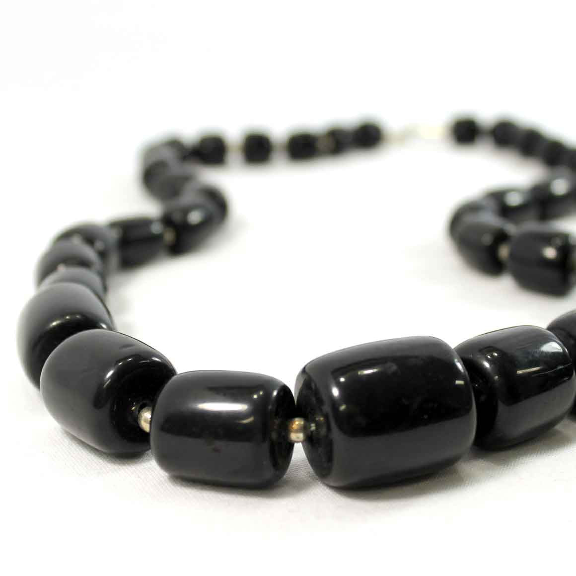 Fair Trade Black Olive Necklace
