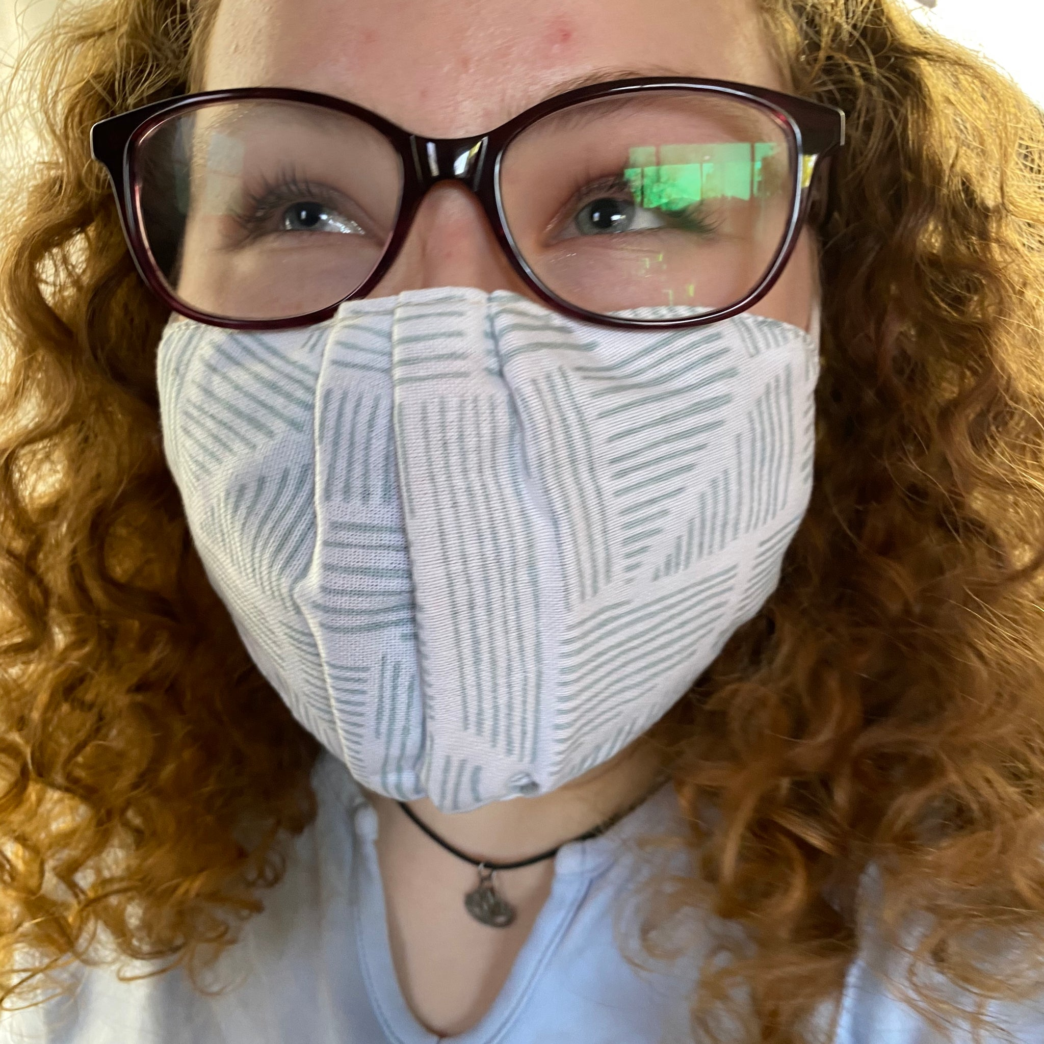 Fair Trade Ethical Organic Cotton Face Mask