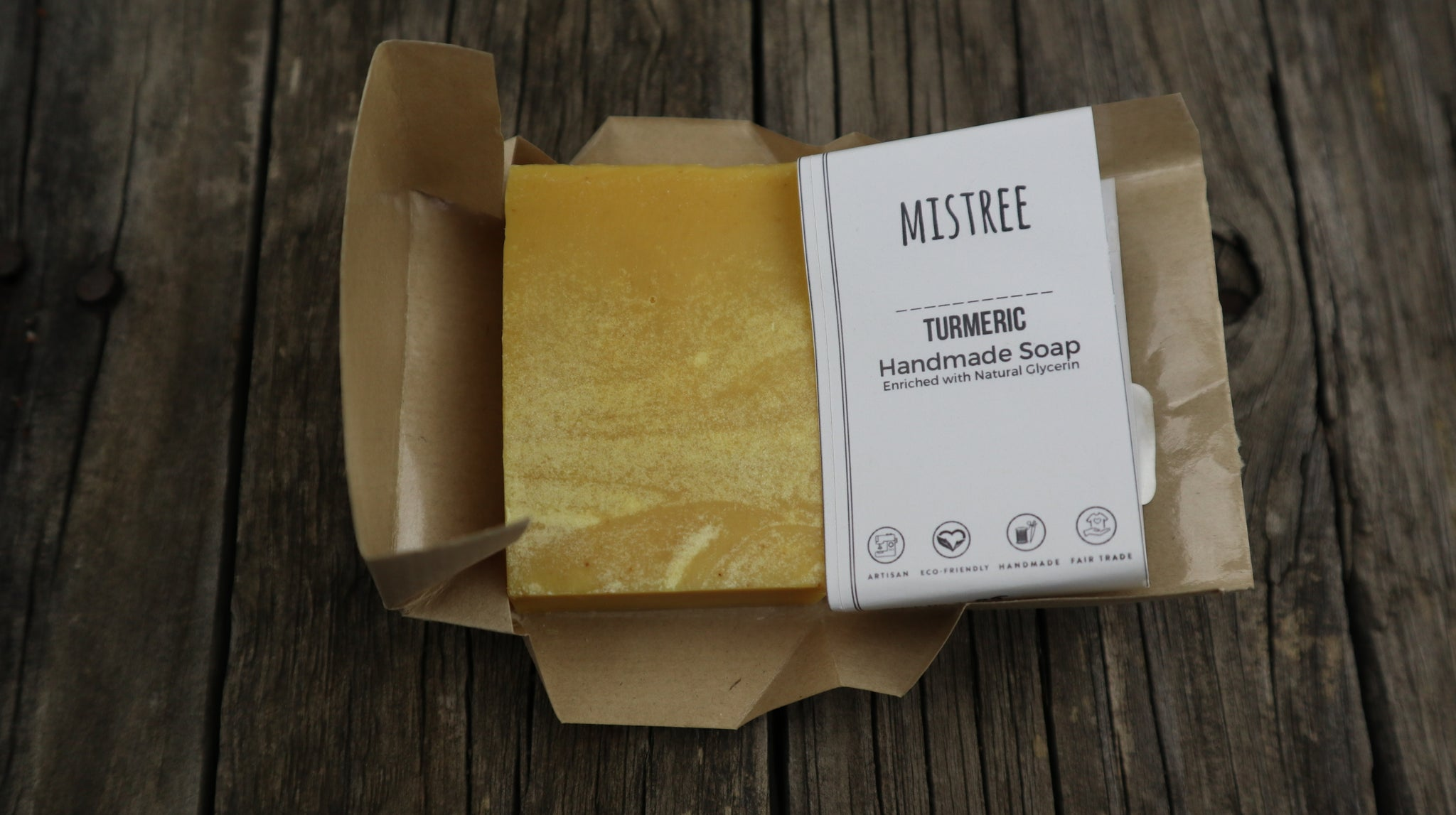 Fair Trade Ethical Vegan Soap
