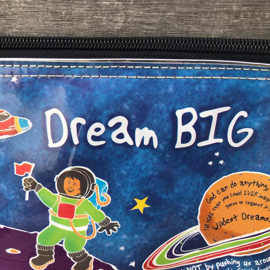 Dream Big Pencil case
