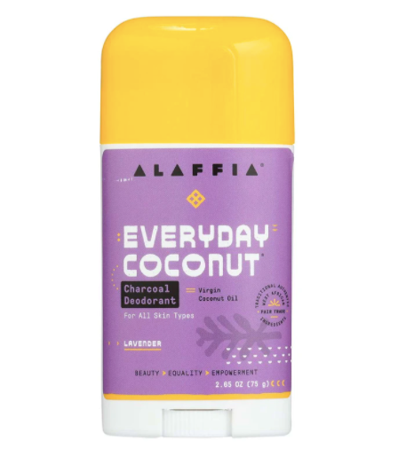Fair Trade Ethical Coconut Deodorant
