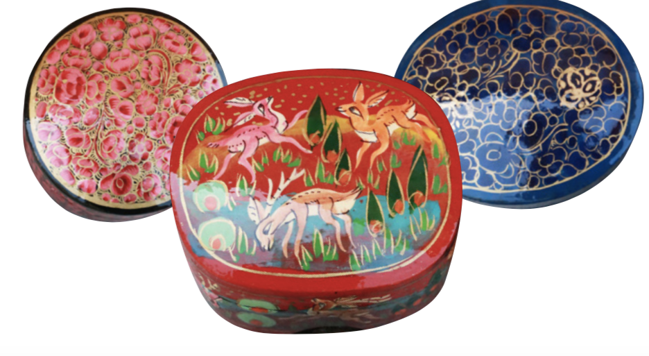 Fair Trade Trinket Boxes (Assorted)