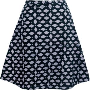 Volta Skirt Keepsake Black