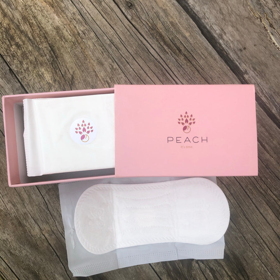 Ethical Organic Biodegradable Panty Liners x 20