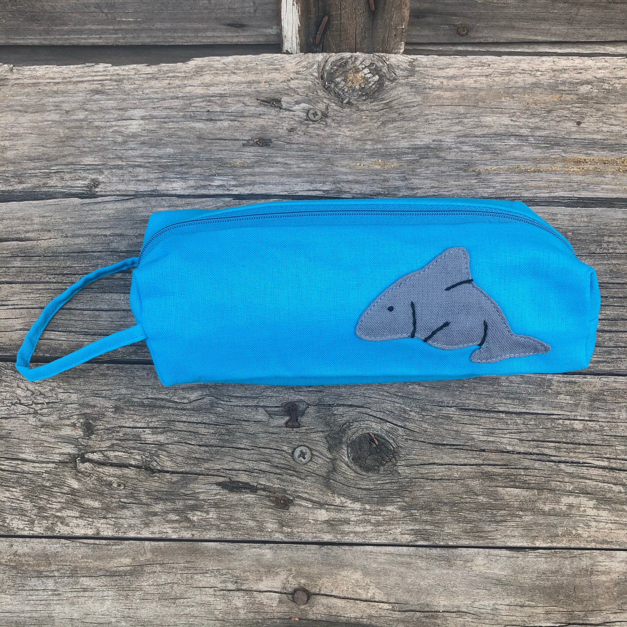 Animal Round Pencil Case