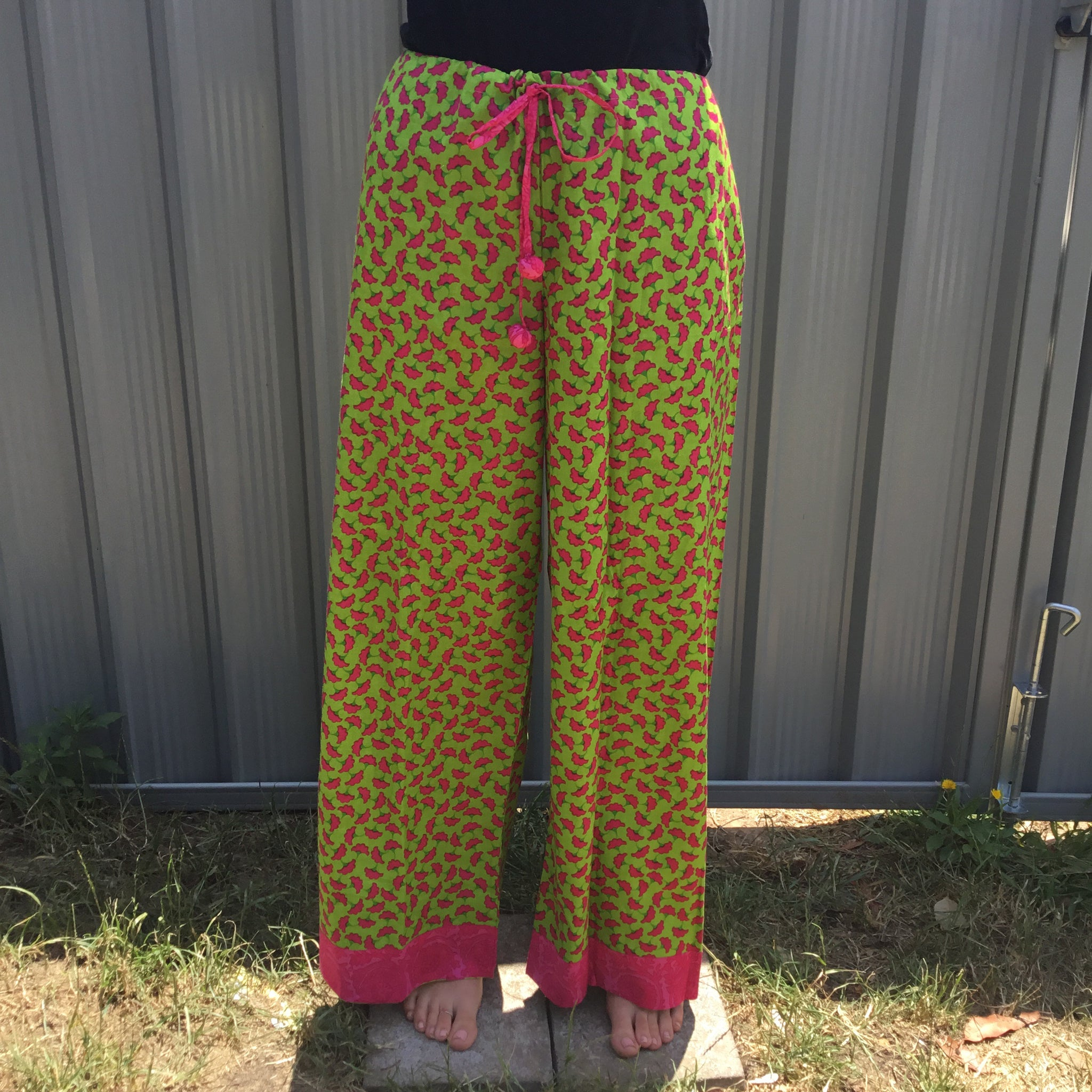 Fair Trade Jammie Pants