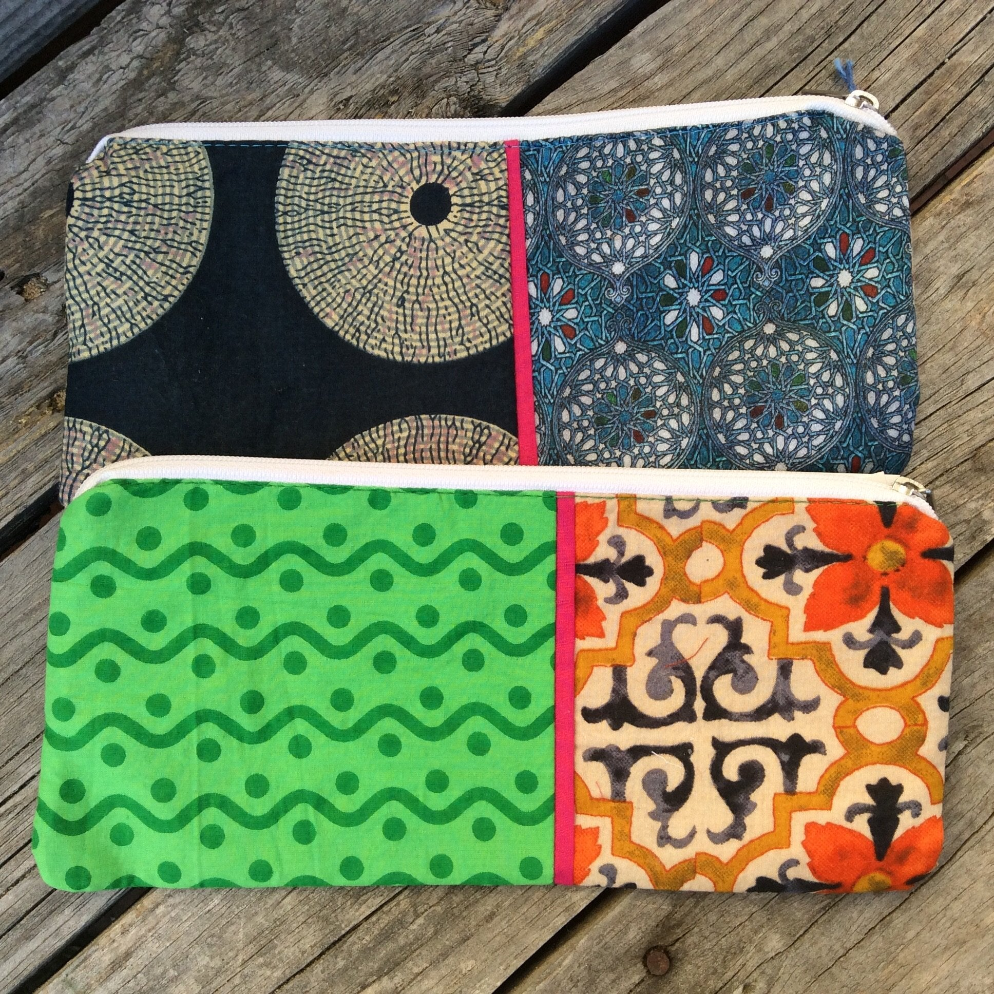 Fair Trade Upcycled Pencil Case (Assorted)