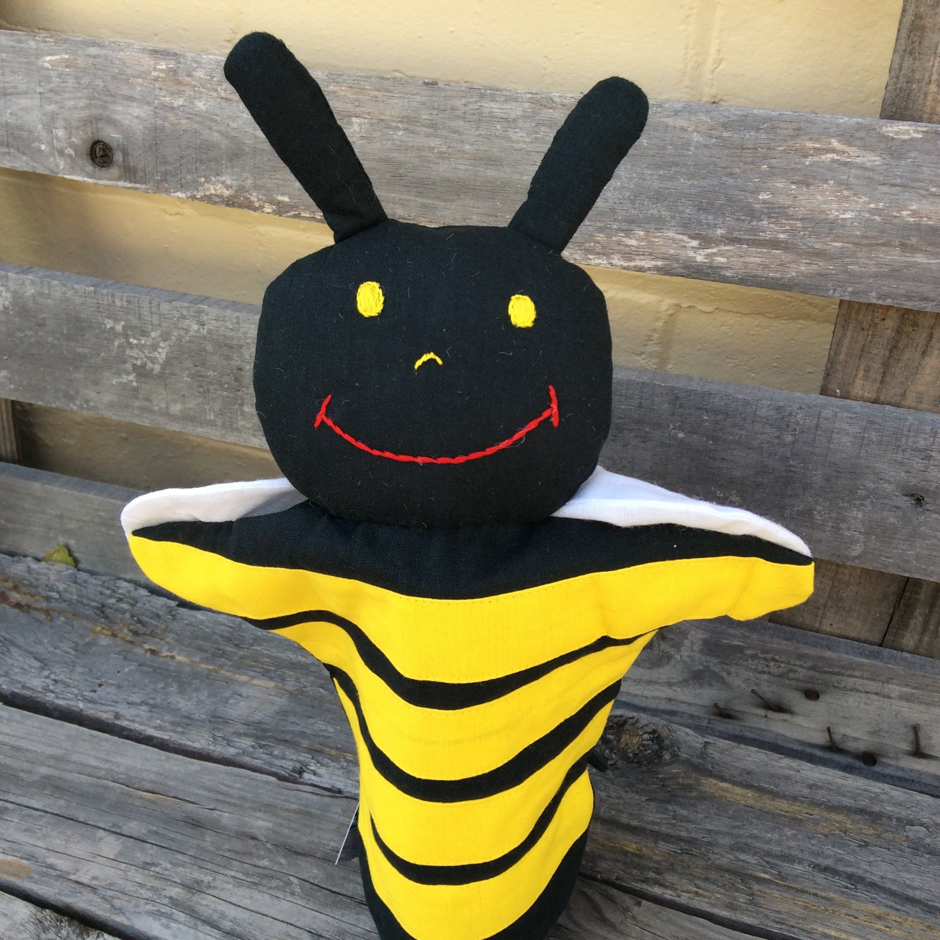 Puppet Bee Toy