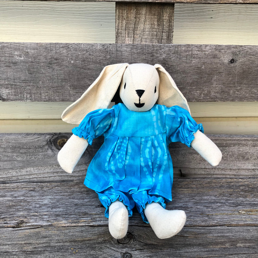 Fair Trade Rabbit Girl Toy