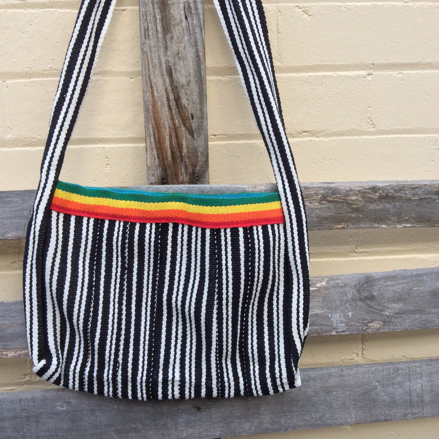 Fair Trade Long Shoulder Bag