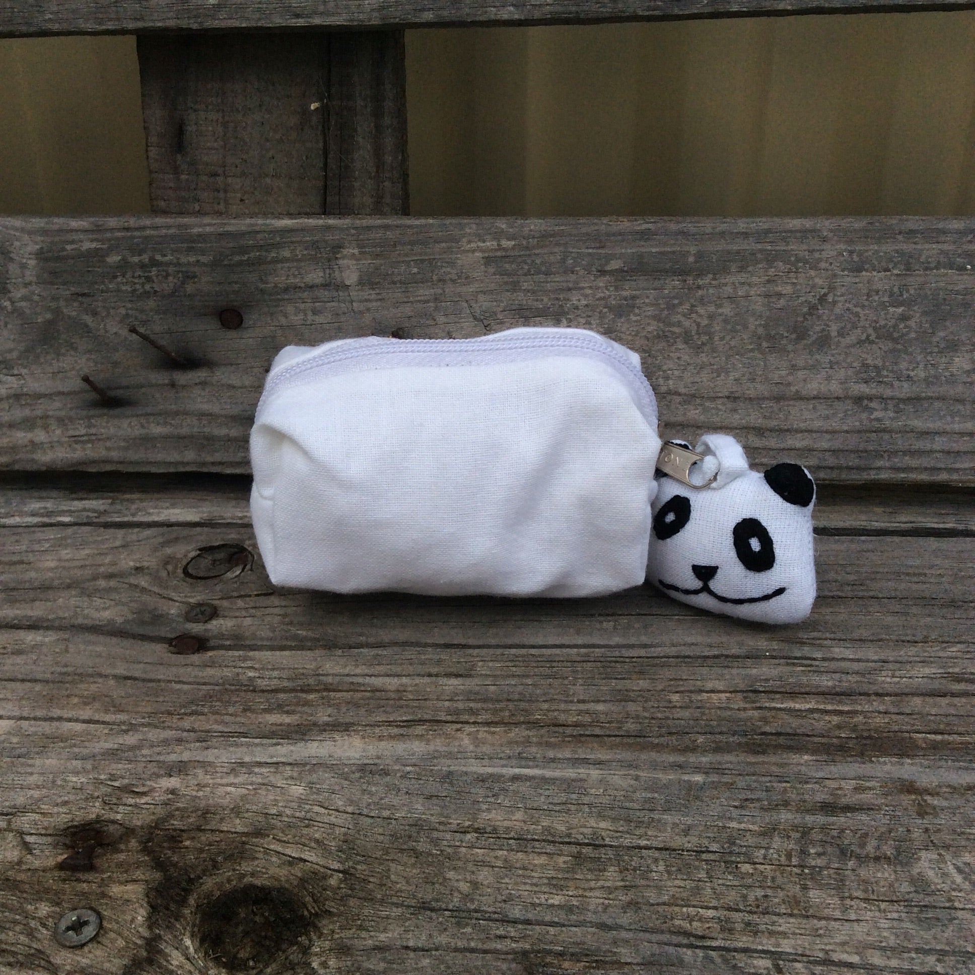 Fair Trade Ethical Animal Cotton Coin Purse