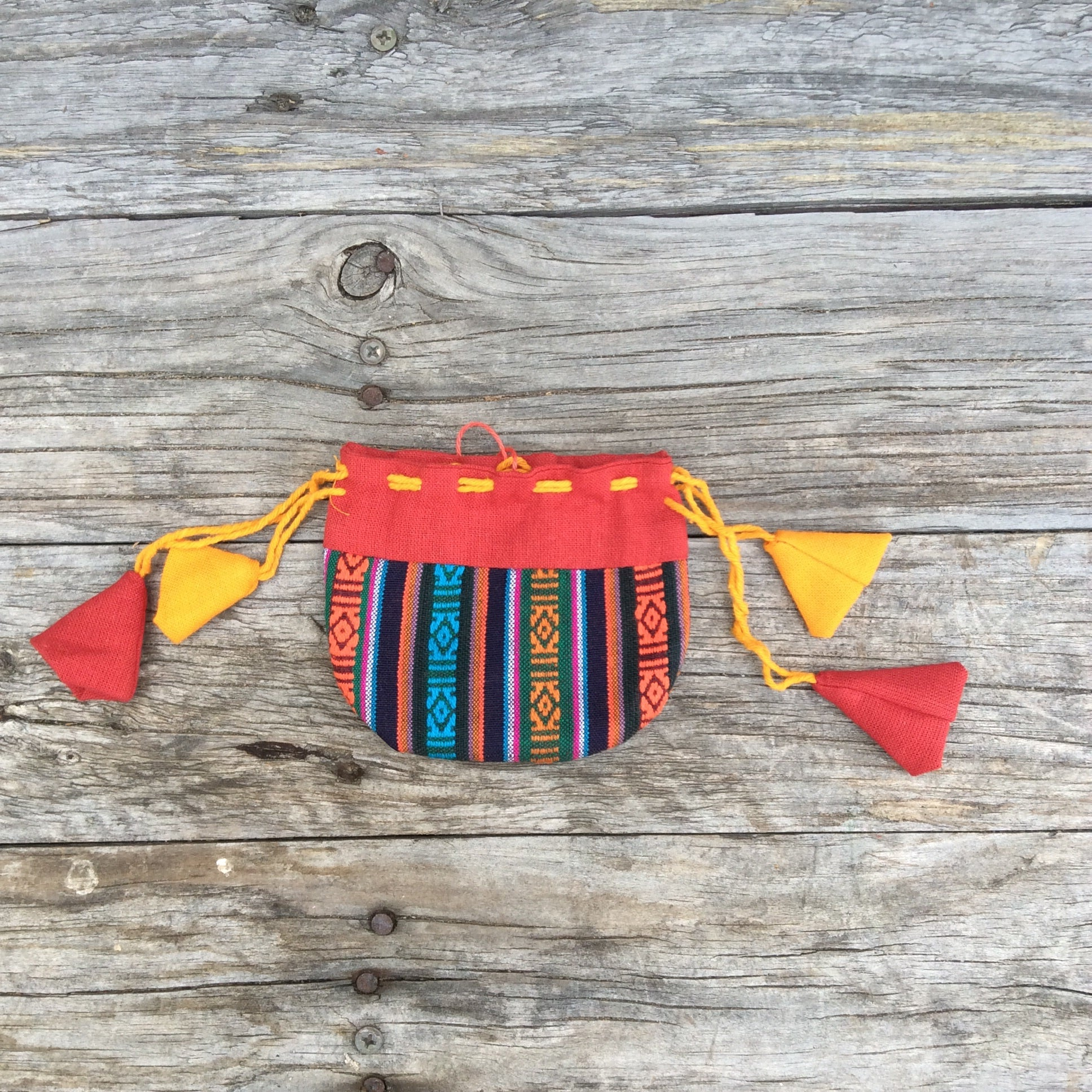 Fair Trade Ethical Traditional Nepalese Small Bags