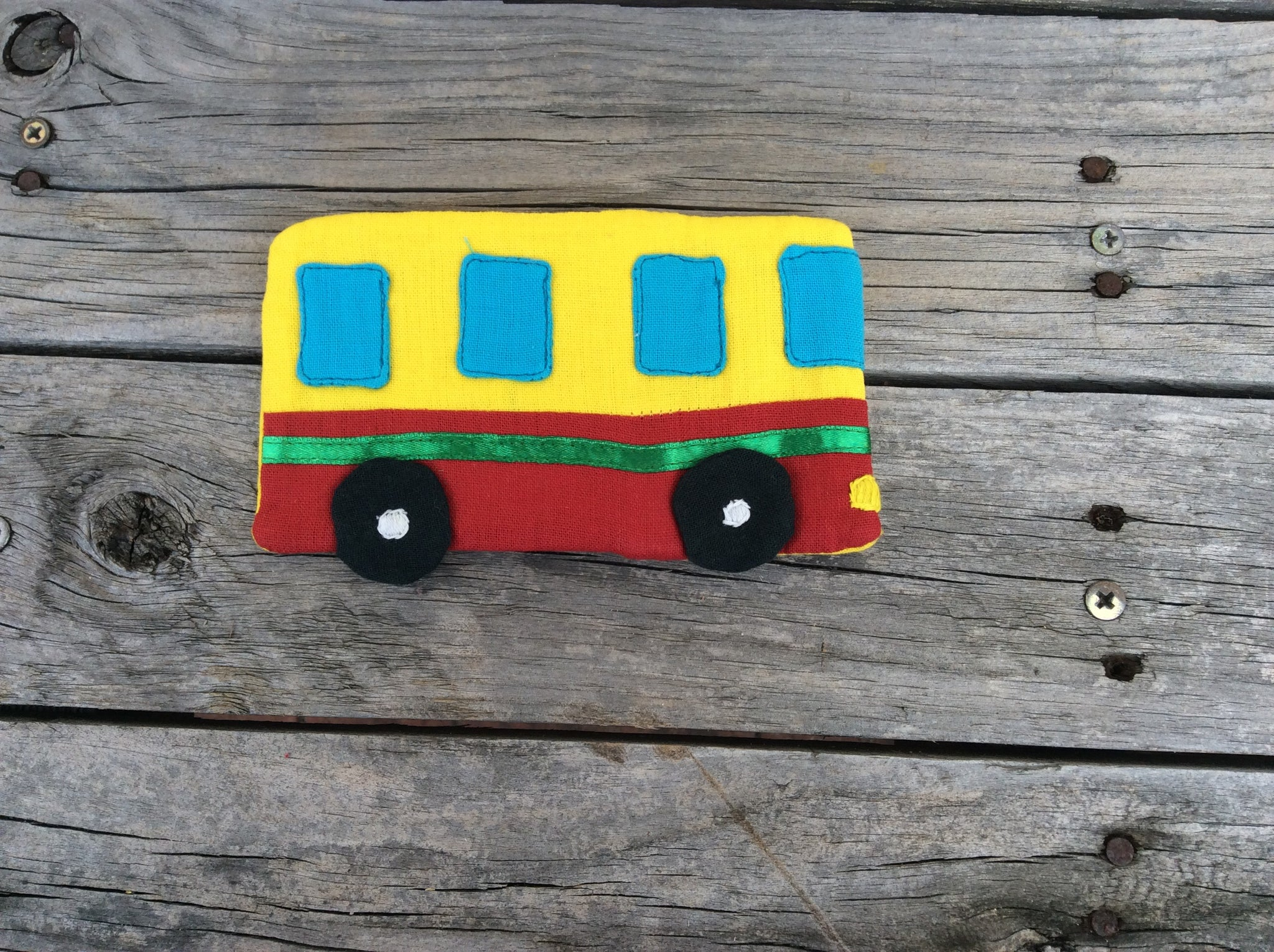 School Bus Pouch