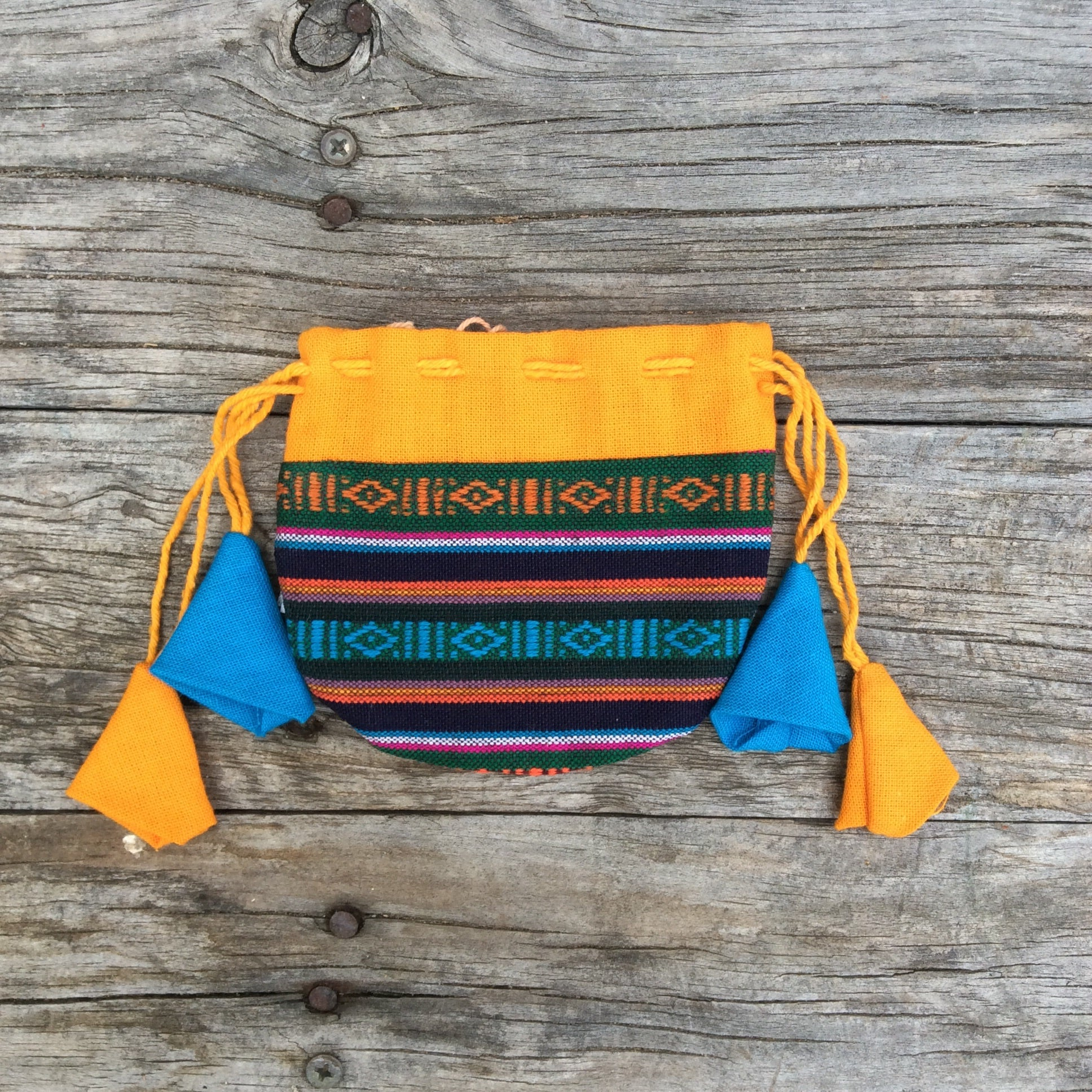 Traditional Nepalese Small Bags