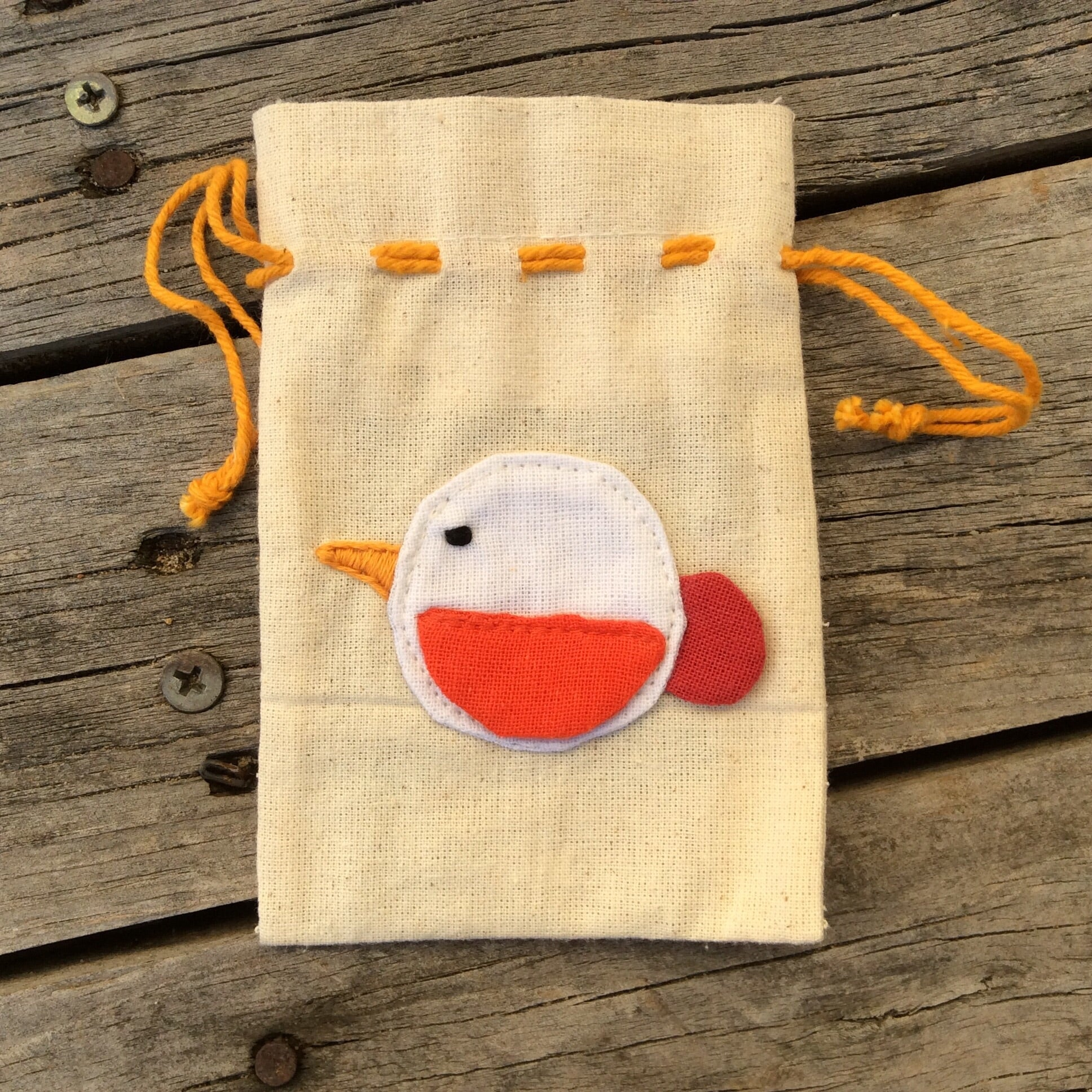 Small Bird Bag