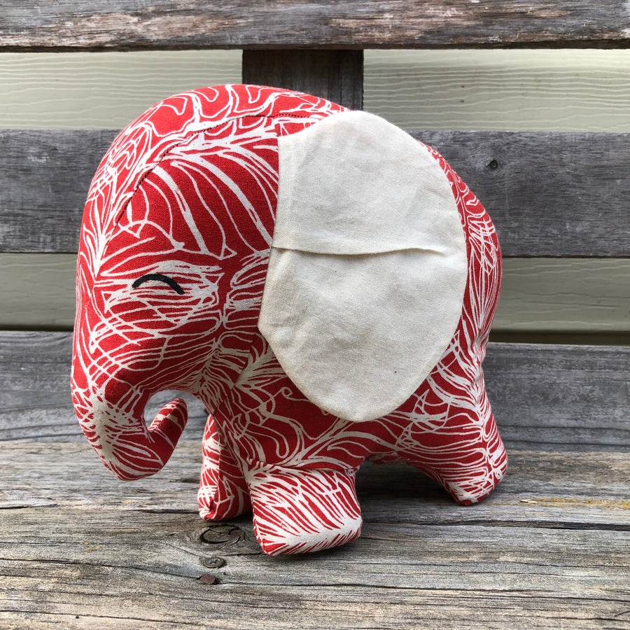 Fair Trade Large Elephant Toy
