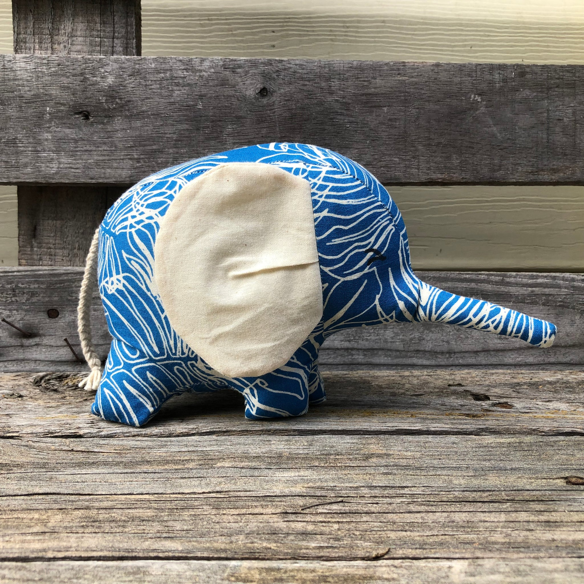 Fair Trade Elephant Toy small