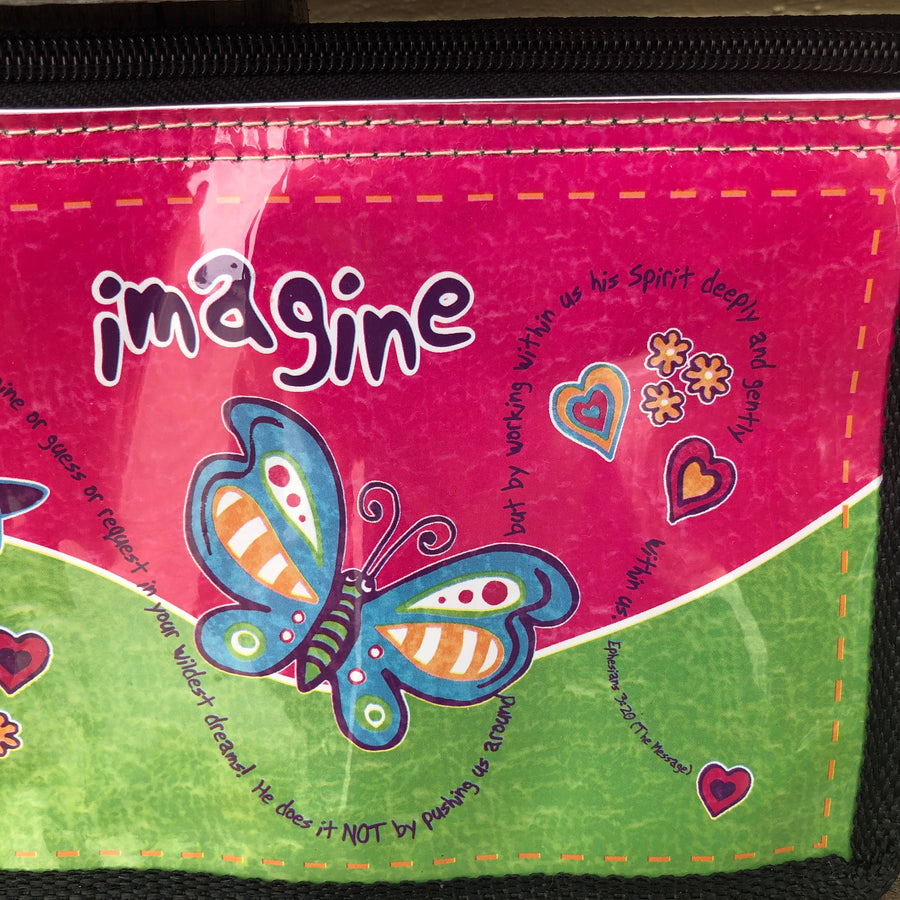 Imagine Pencil Case