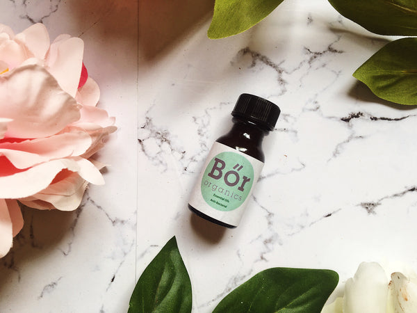 Anti-Bacterial Essential Oil Blend