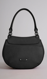 Buckle Down Saddle Shoulder Bag