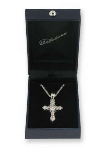 Devotions Cross Pendant Necklace