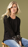 For The Love Of Lace Top by Simply Noelle