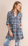 Rodeo Plaid Jacket/Dress By Simply Noelle