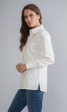 The Oxford Flex Shirt by Simply Noelle