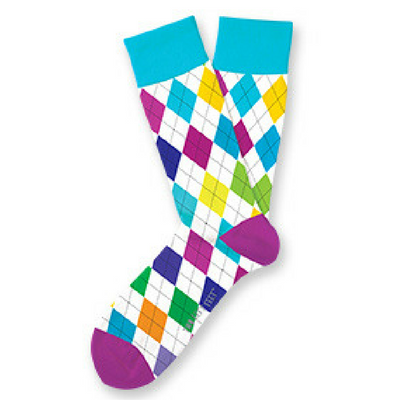 Two Left Feet™ Sock Co - Bad Golfer Socks