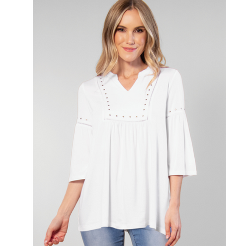 Simply Noelle The Freely Studded Top