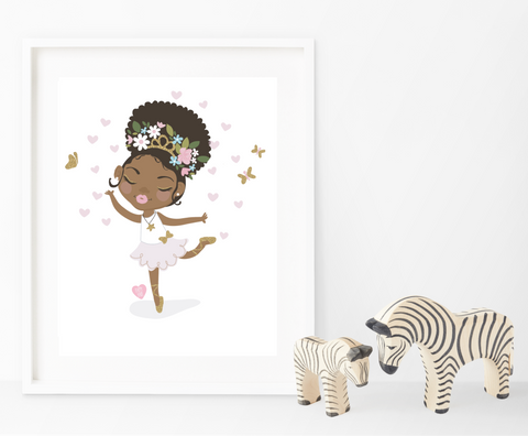 Limited Edition Print- Princess
