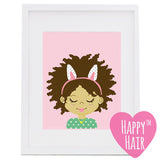 Happy Hair™ Poster - Happy Hair Shop  - 3