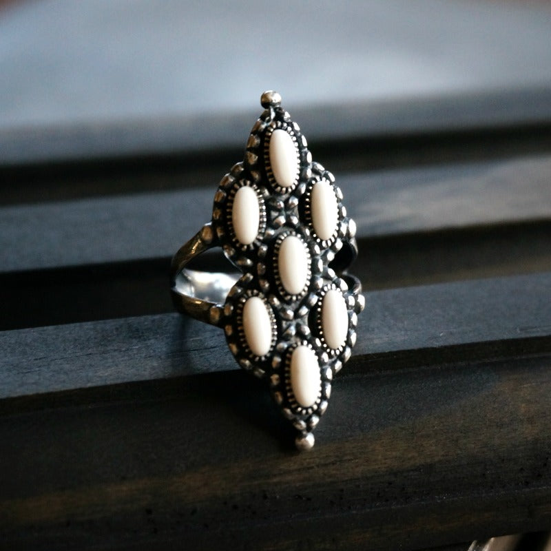 Achilles Statement Ring - SOWELL JEWELRY