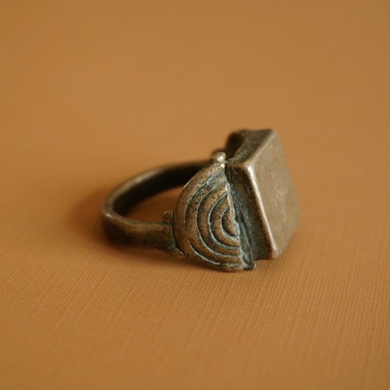Lesedi African Tuareg Ring - SOWELL JEWELRY