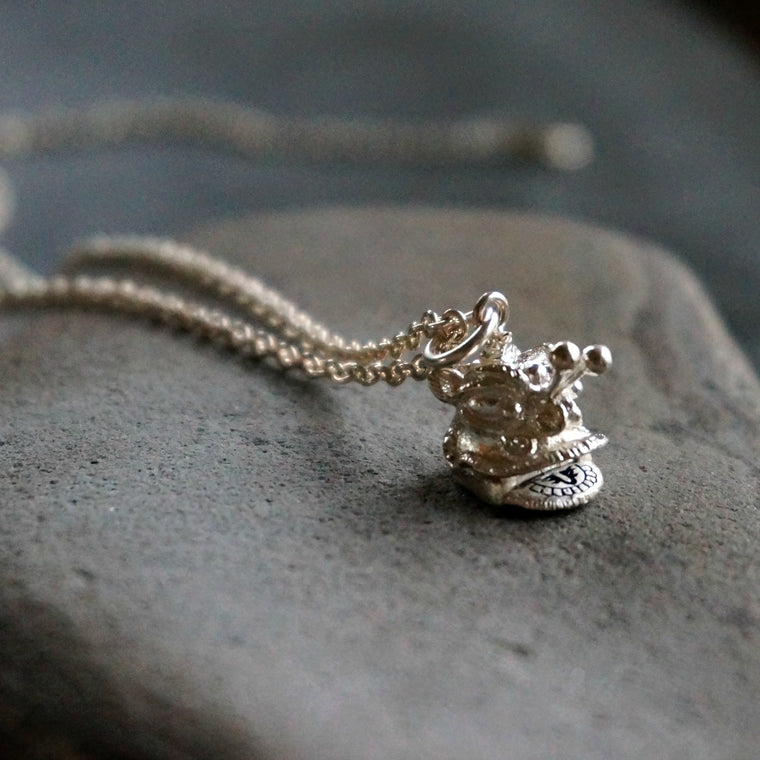 Guardian Lion Pendant - SOWELL JEWELRY