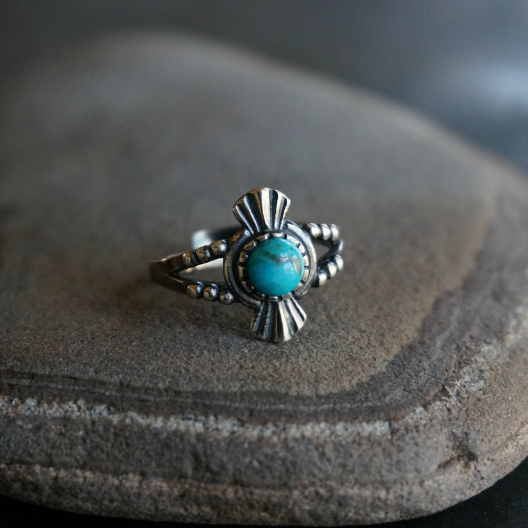 Amelia Silver Ring - SOWELL JEWELRY
