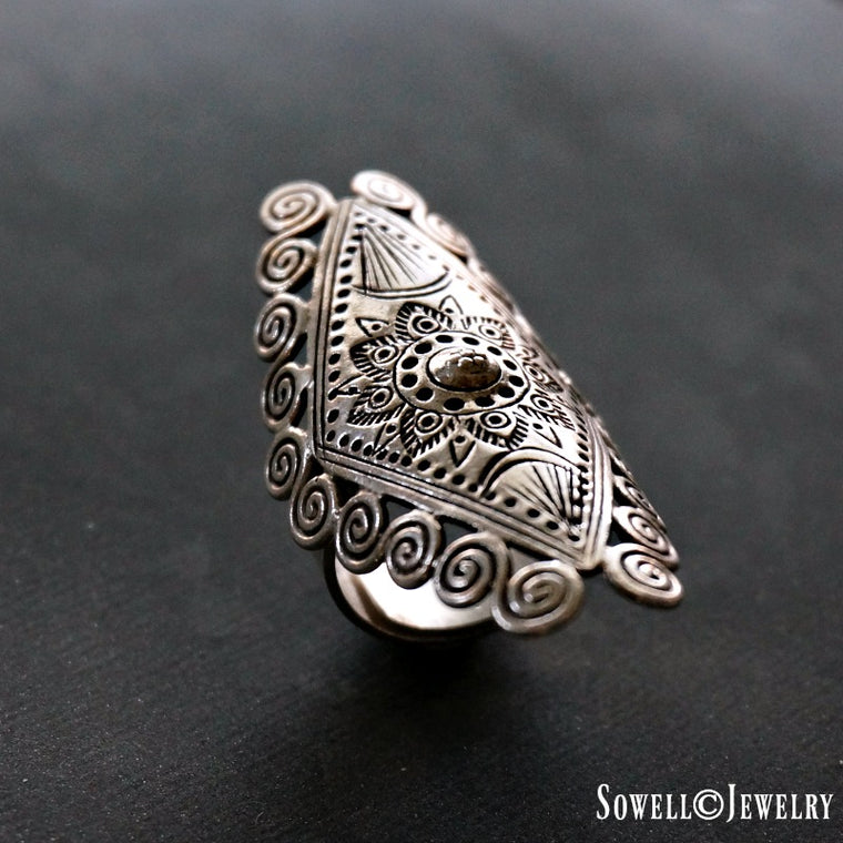 Aawut Sterling Silver Ring