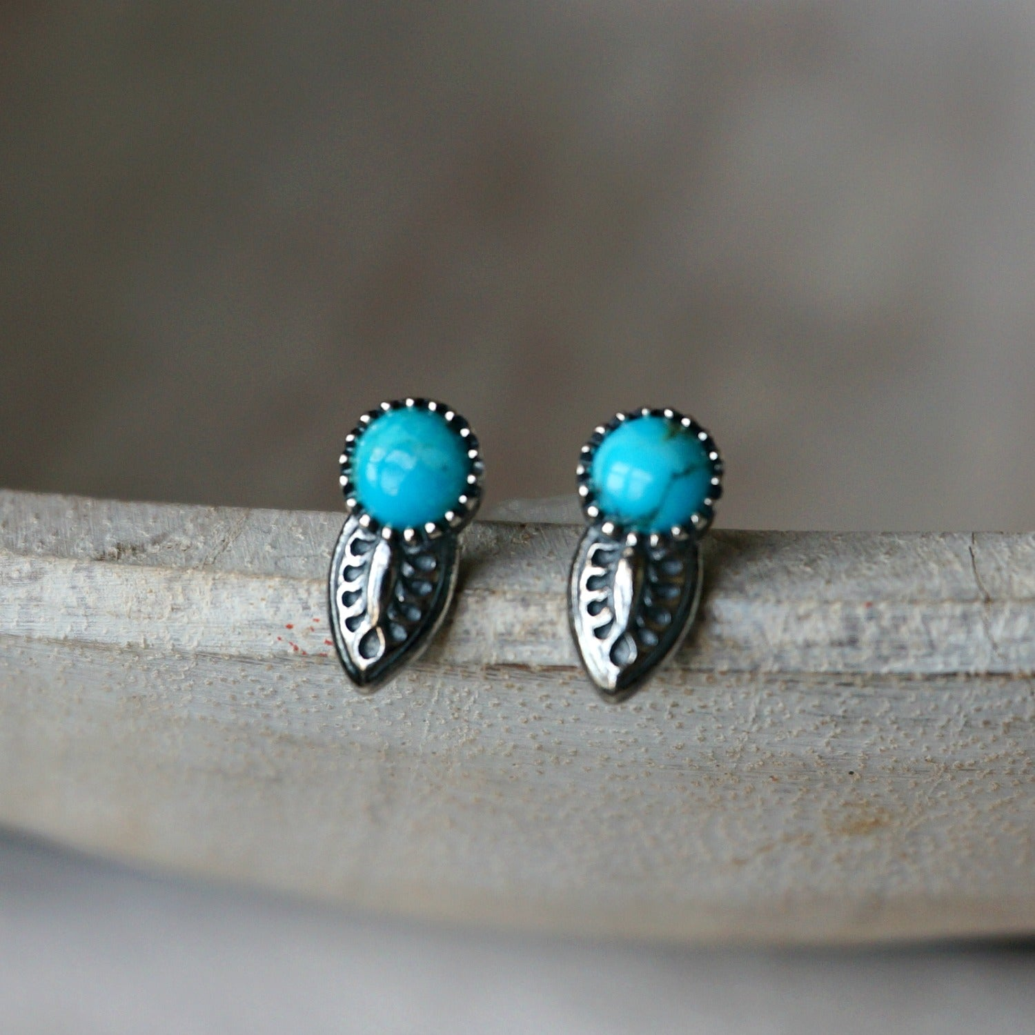 Angelica Stud Earrings - SOWELL JEWELRY