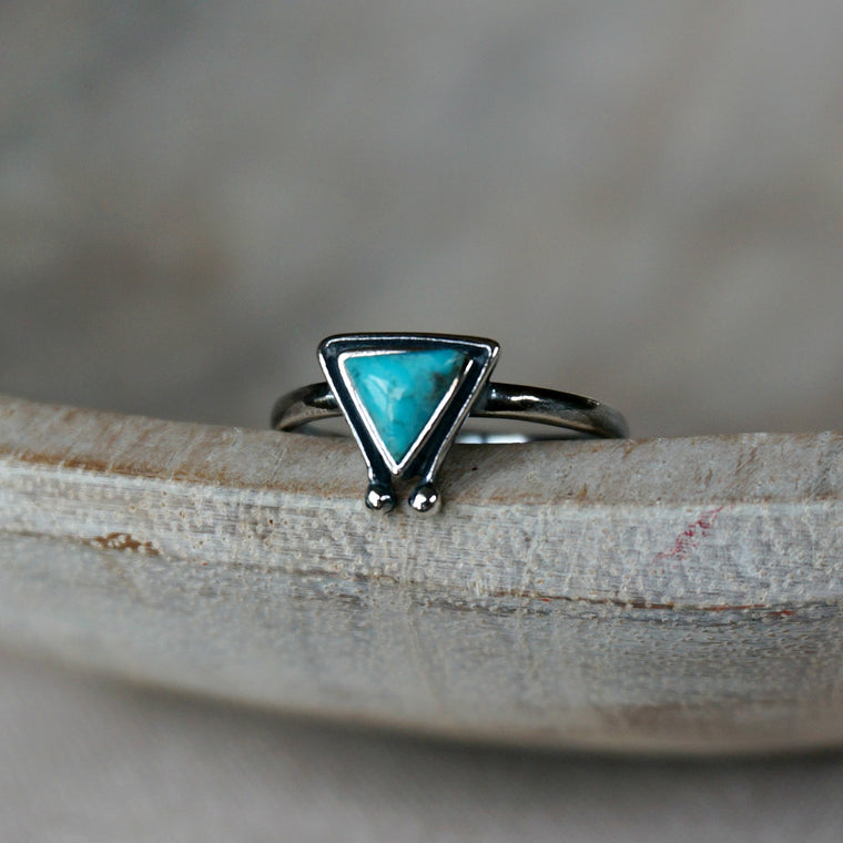 Hanale Turquoise Ring