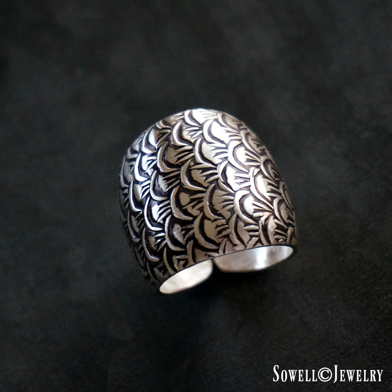 Sarai Silver Ring - SOWELL JEWELRY