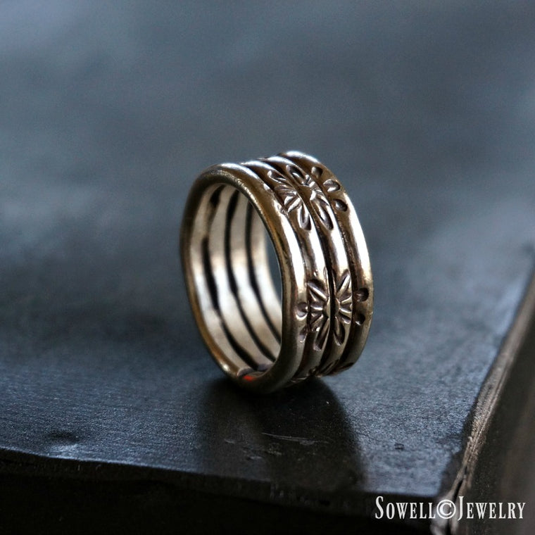 Amani Silver Ring