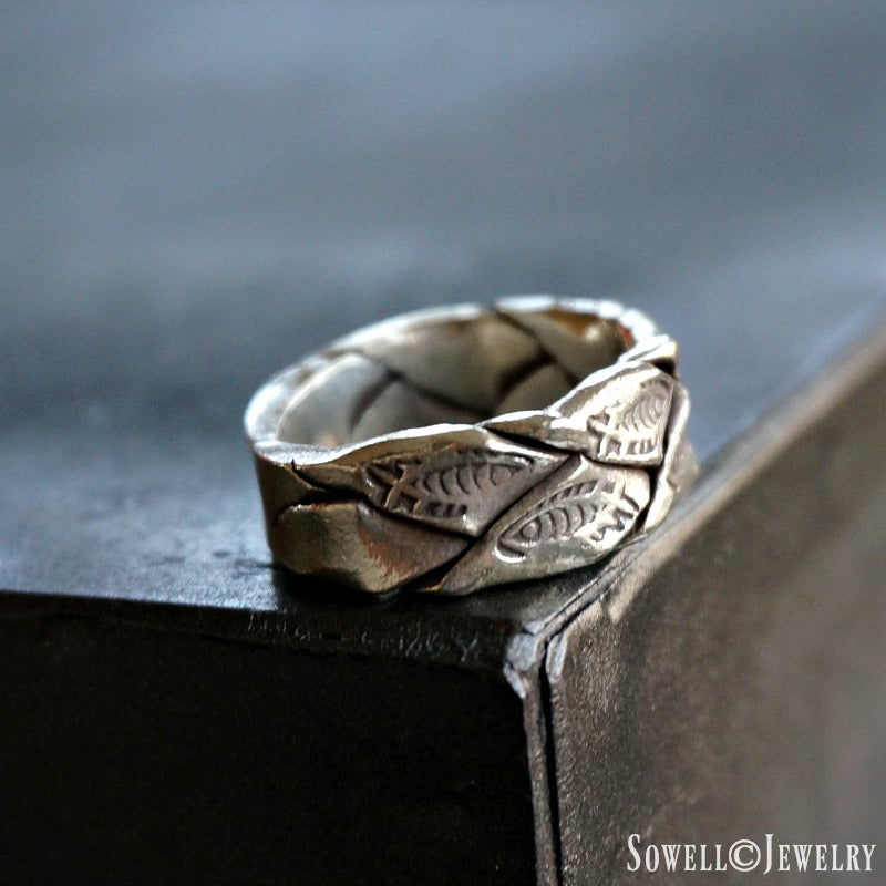 Elim Ring Band - SOWELL JEWELRY