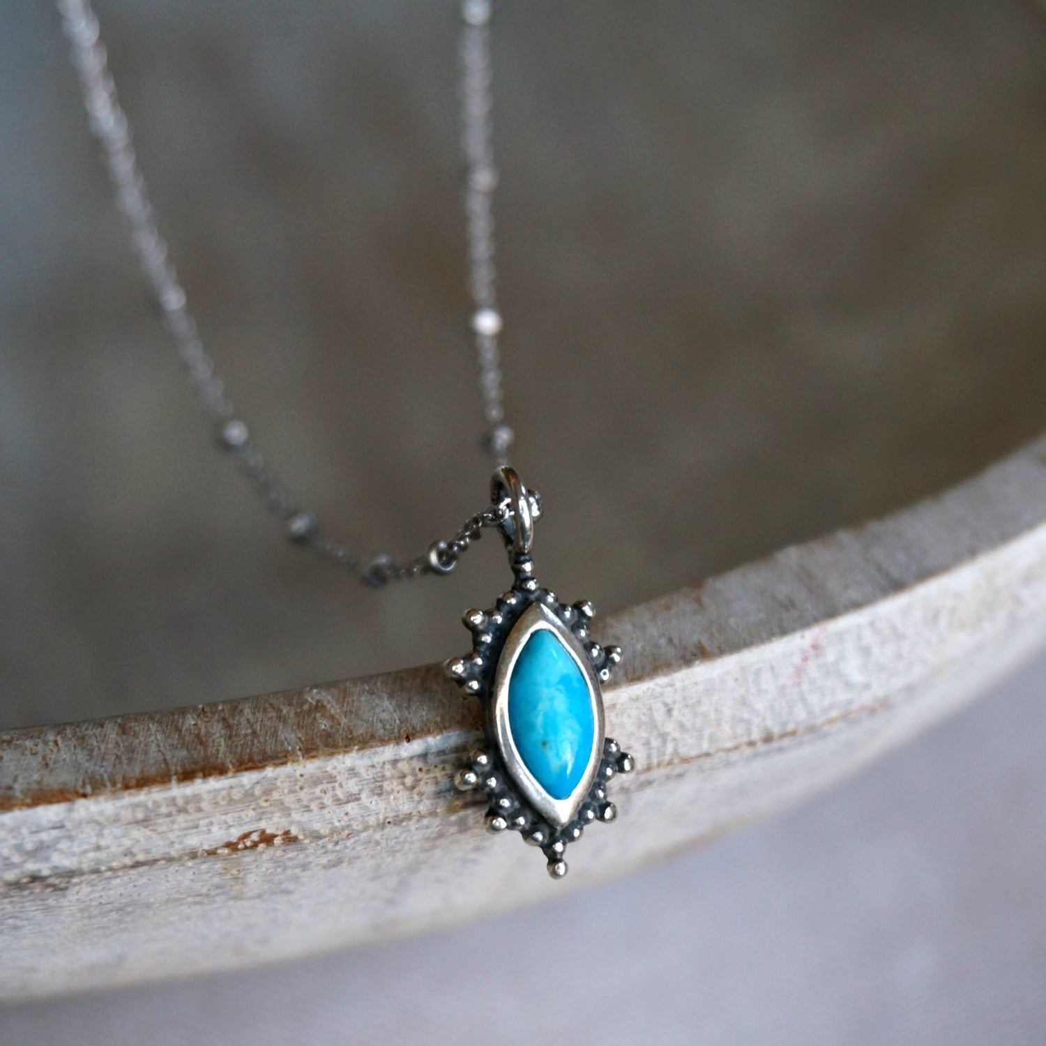 Kal Turquoise Necklace