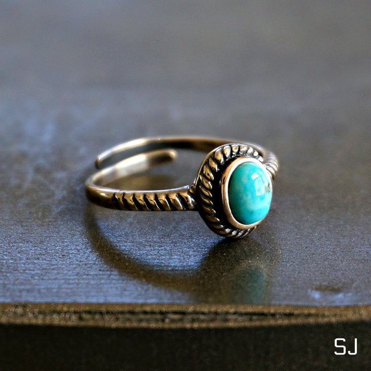 Pao Turquoise Ring