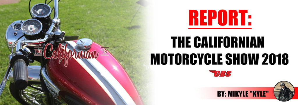 Report: The Californian Motorcycle Show 2018