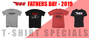 Fathers Day T-Shirt Sale - 2019